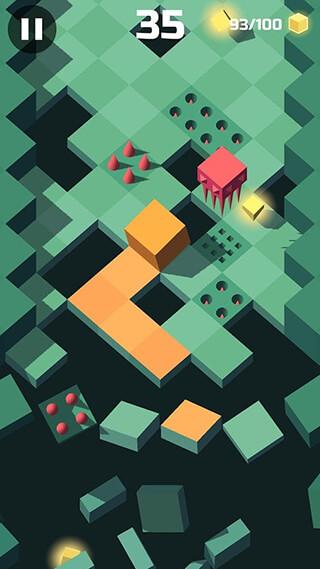 Adventure Cube скриншот 3