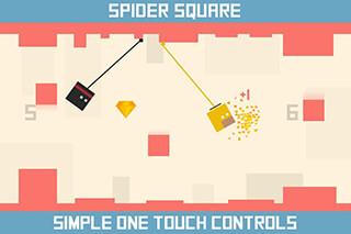 Spider Square скриншот 1