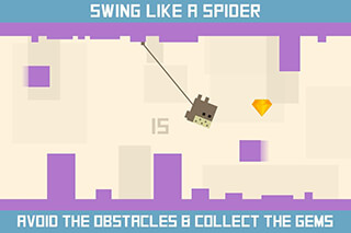 Spider Square скриншот 2