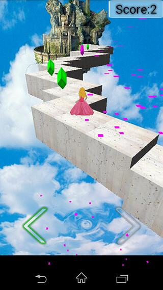 Running Princess скриншот 2