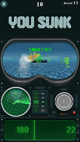 You Sunk: Submarine Game скриншот 3