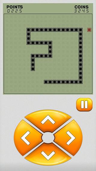 Snake Game скриншот 2