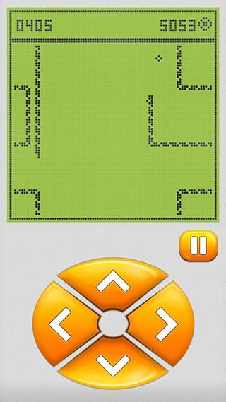 Snake Game скриншот 4