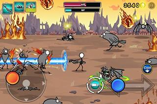 Cartoon Wars: Gunner+ скриншот 4