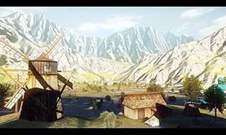 Battlefield Tank скриншот 1