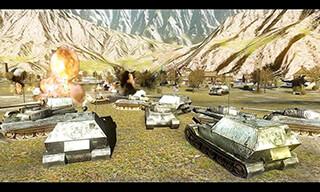 Battlefield Tank скриншот 3