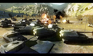 Battlefield Tank скриншот 4