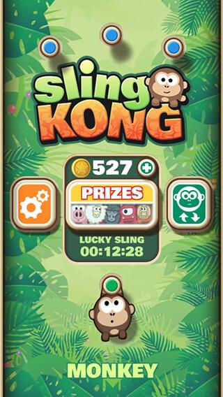 Sling Kong скриншот 1