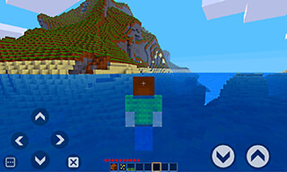 Survivalcraft: Minebuild World скриншот 3