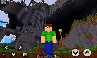 Survivalcraft: Minebuild World скриншот 4