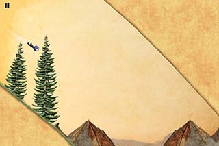 Wingsuit Stickman скриншот 3
