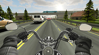 Traffic Rider скриншот 1