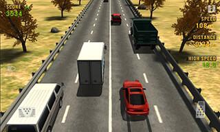 Traffic Racer скриншот 1