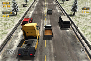 Traffic Racer скриншот 2