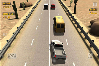 Traffic Racer скриншот 4