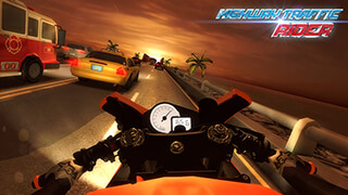 Highway Traffic Rider скриншот 2