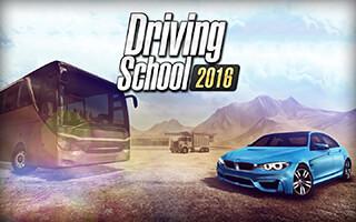 Driving School 2016 скриншот 1