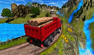 Truck Driver Cargo скриншот 3