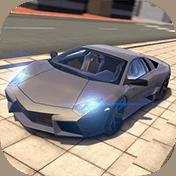 Extreme Car Driving Simulator иконка