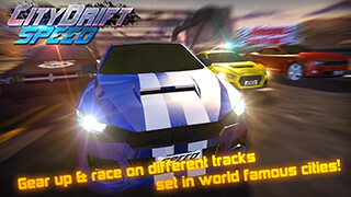 Speed Car Drift Racing скриншот 2
