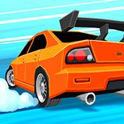 Дрифт большим пальцем: Яростные гонки (Thumb Drift: Furious Racing)