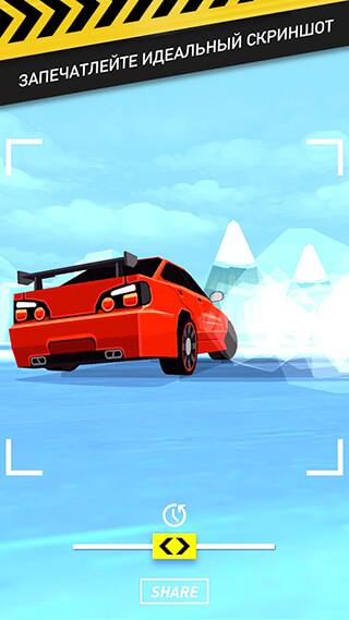 Thumb Drift: Furious Racing скриншот 2