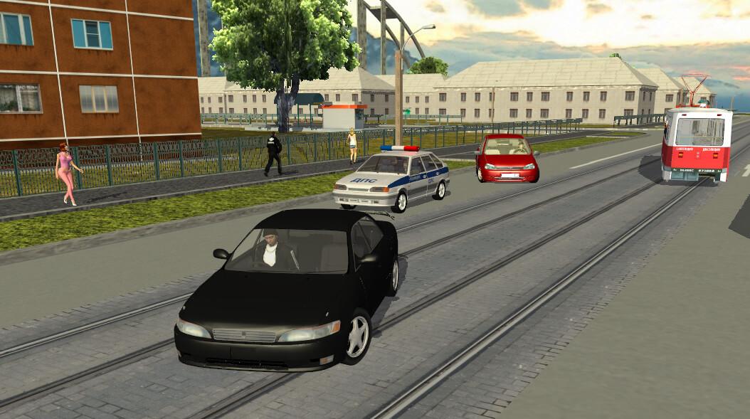 Скачать игру симулятор криминальная россия