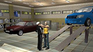 Criminal Russia 3D: Gangsta Way скриншот 2