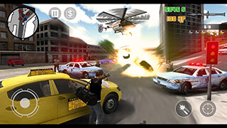 Clash of Crime: Mad San Andreas скриншот 1