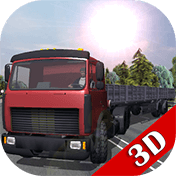 Traffic Hard Truck Simulator иконка