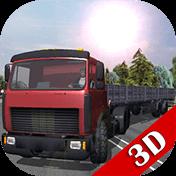 Traffic Hard Truck Simulator иконка