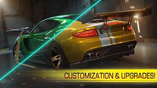 Cyberline Racing скриншот 3