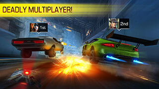 Cyberline Racing скриншот 4