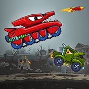 Car Eats Car: Apocalypse Racing иконка