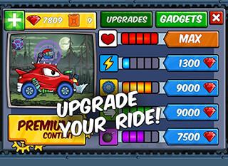 Car Eats Car: Apocalypse Racing скриншот 1
