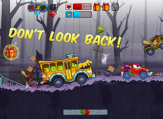 Car Eats Car: Apocalypse Racing скриншот 3