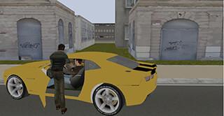 Gang The Auto: Mafia City скриншот 1