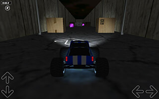 Toy Truck Rally 3D скриншот 2