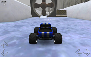 Toy Truck Rally 3D скриншот 3