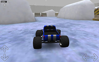 Toy Truck Rally 3D скриншот 4