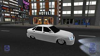 Russian Cars: Priorik скриншот 2