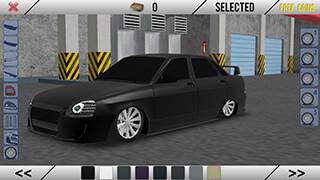 Russian Cars: Priorik скриншот 3