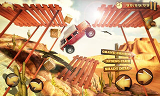 Offroad Hill Racing скриншот 2