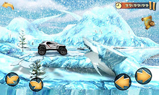 Offroad Hill Racing скриншот 3