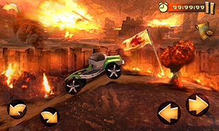 Offroad Hill Racing скриншот 4
