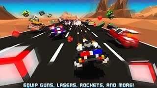 Hovercraft: Takedown скриншот 4