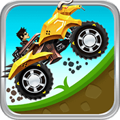 Up Hill Racing: Hill Climb иконка