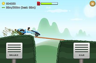 Up Hill Racing: Hill Climb скриншот 2