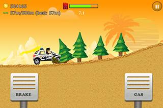 Up Hill Racing: Hill Climb скриншот 4
