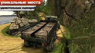 Truck Driver 3D: Offroad скриншот 2